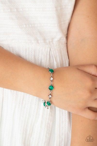 Use Your ILLUMINATION Green  Bracelet
