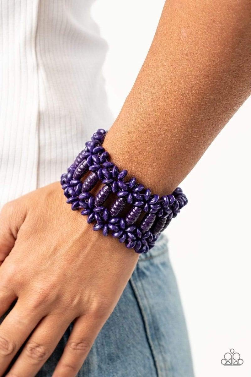 Fiji Flavor Purple Bracelet