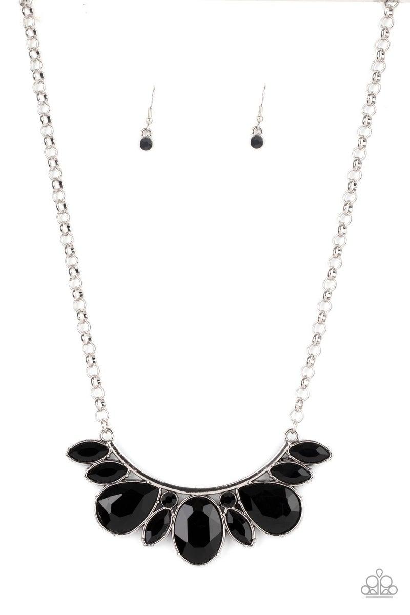 Never SLAY Never Black Necklace