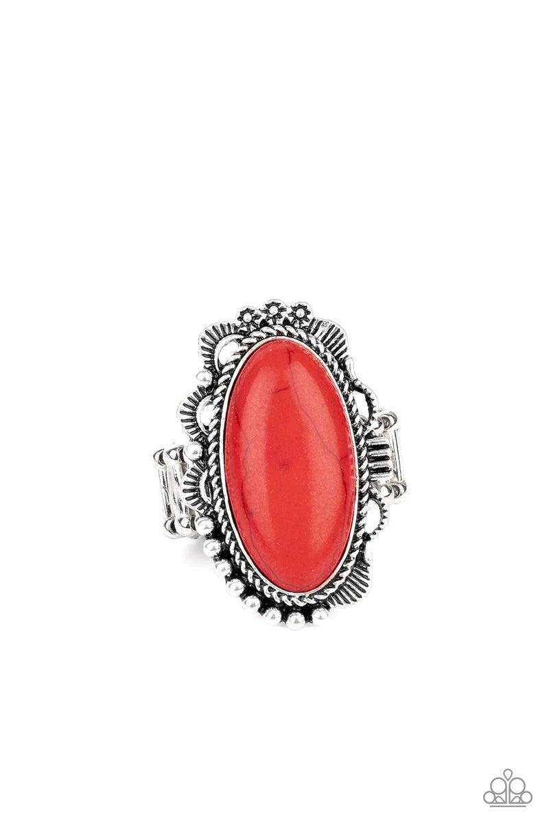 Open Range Red Ring