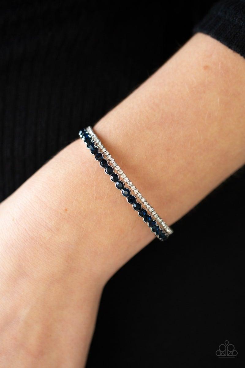 Fairytale Sparkle Blue Bracelet - PREORDER