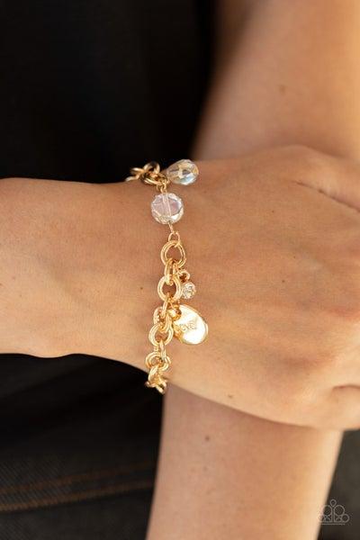 Loveable Luster Gold Bracelet