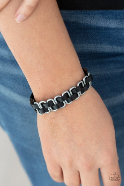 Gone ROGUE Black Urban Bracelet - PRECLAIM