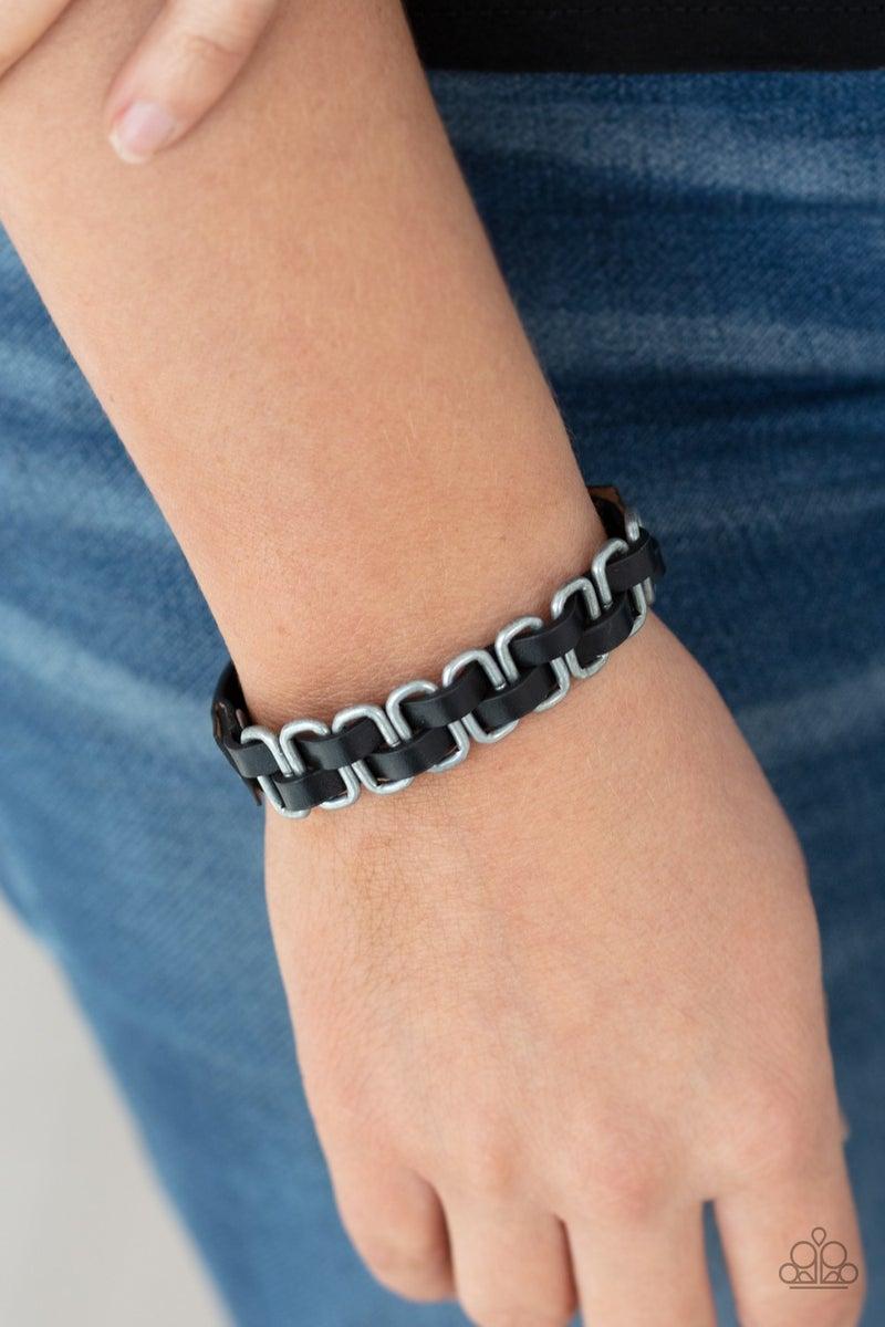 Gone ROGUE Black Urban Bracelet