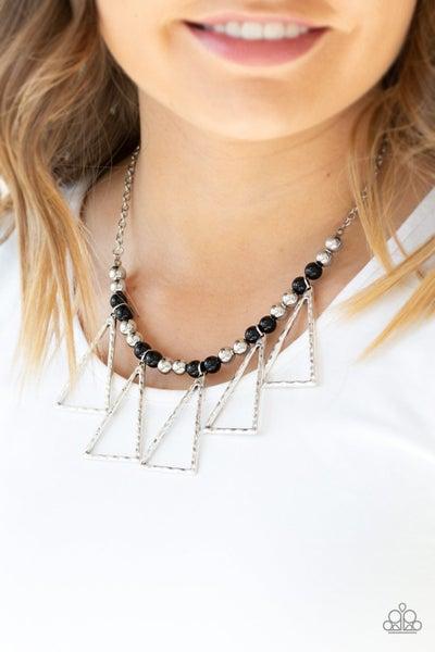 Terra Nouveau Black Necklace