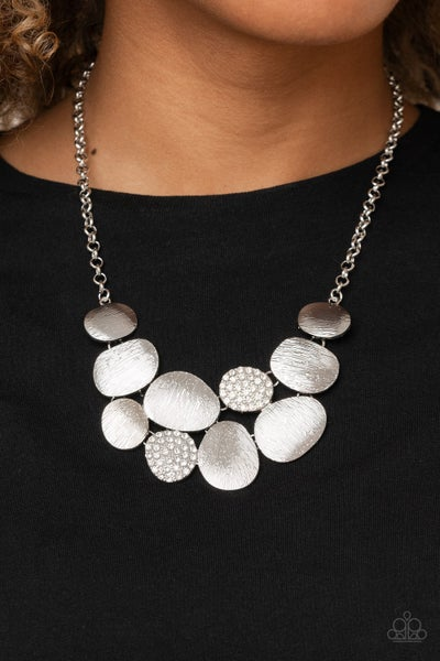 A Hard LUXE Story White Necklace
