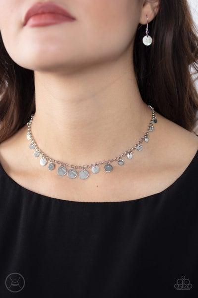 Minimal Magic Silver Necklace