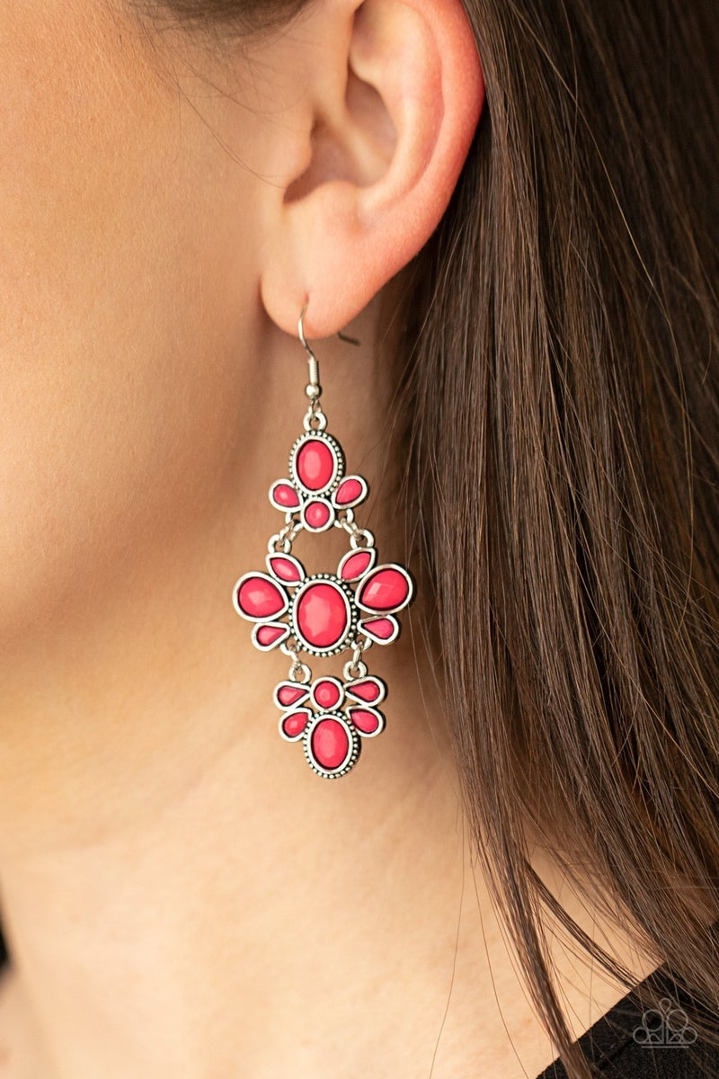 VACAY The Premises Pink Earring