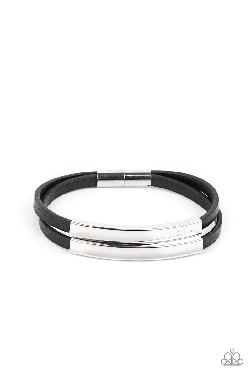 Dangerously Divine Black Bracelet - PREORDER