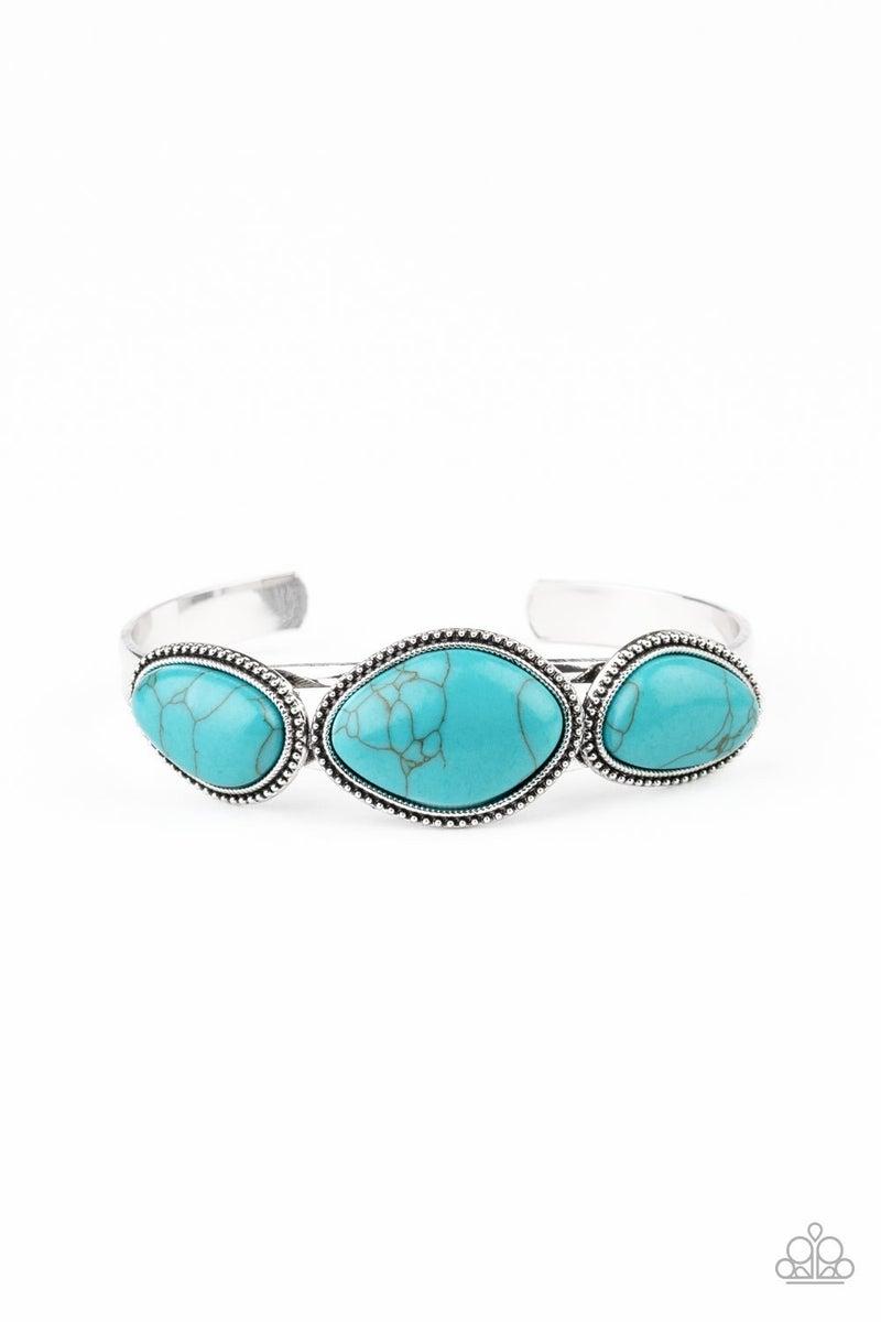 Stone Solace Blue Bracelet