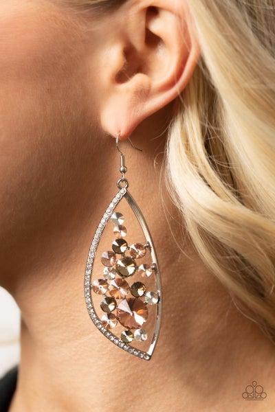 Sweetly Effervescent Multi Earring - PREORDER