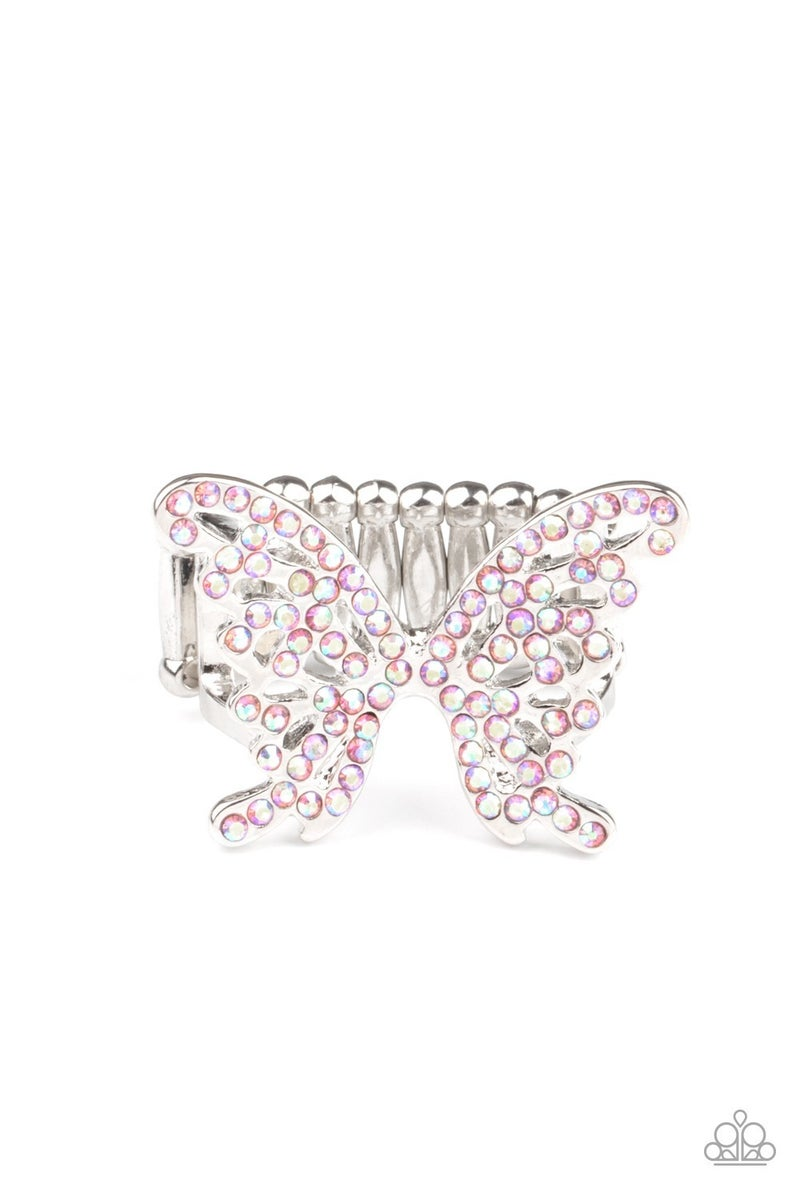 Butterfly Orchard Pink Ring