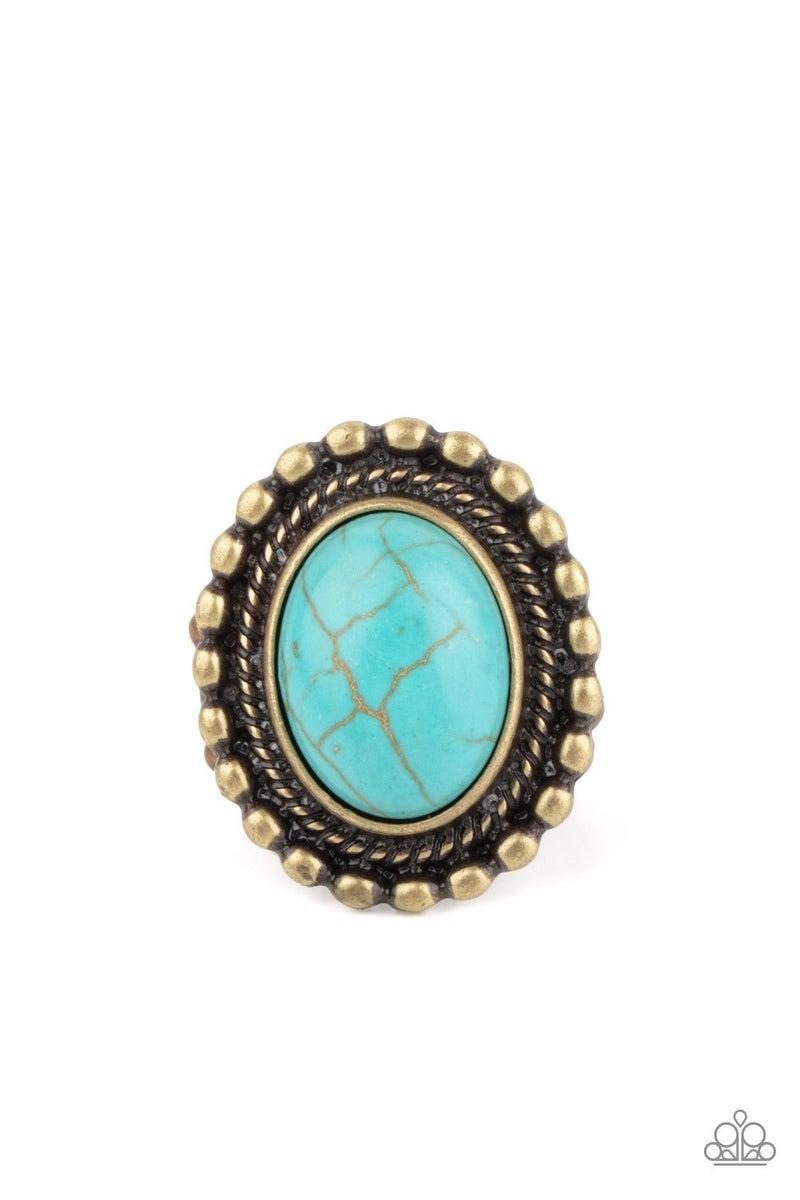 Sedona Soul Brass Ring