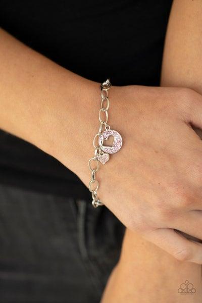 Move over Matchmaker Pink Bracelet