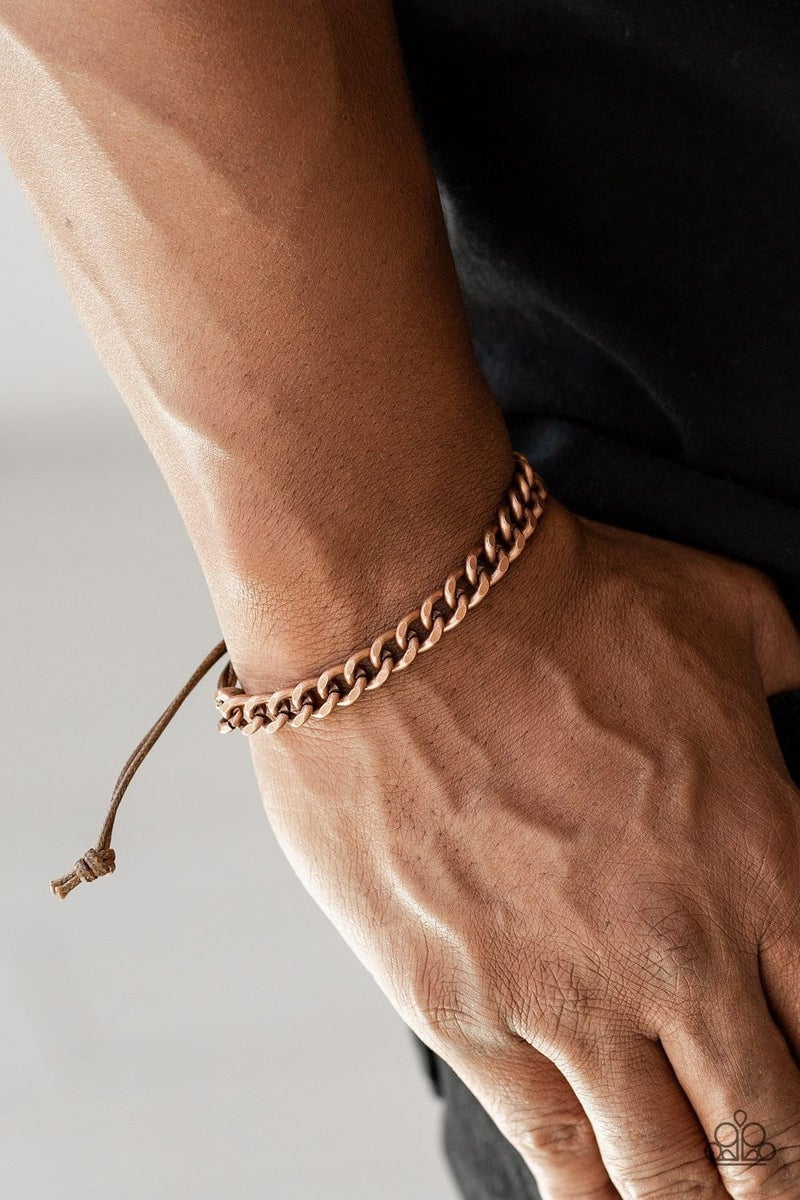 Tiebreaker Copper Urban Bracelet