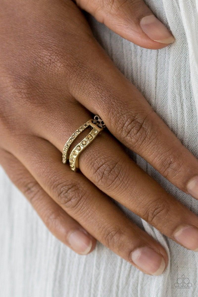 Elite Squad Brass Ring