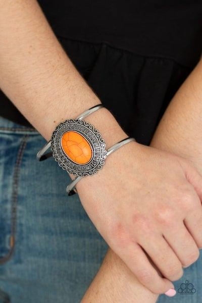 Extra Empressive Orange Bracelet
