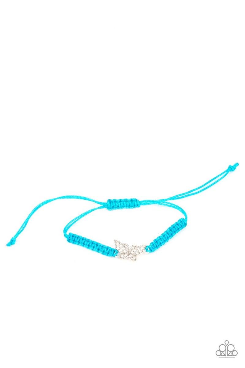 Starlet Shimmer BUTTERFLY Bracelet 5 Pack