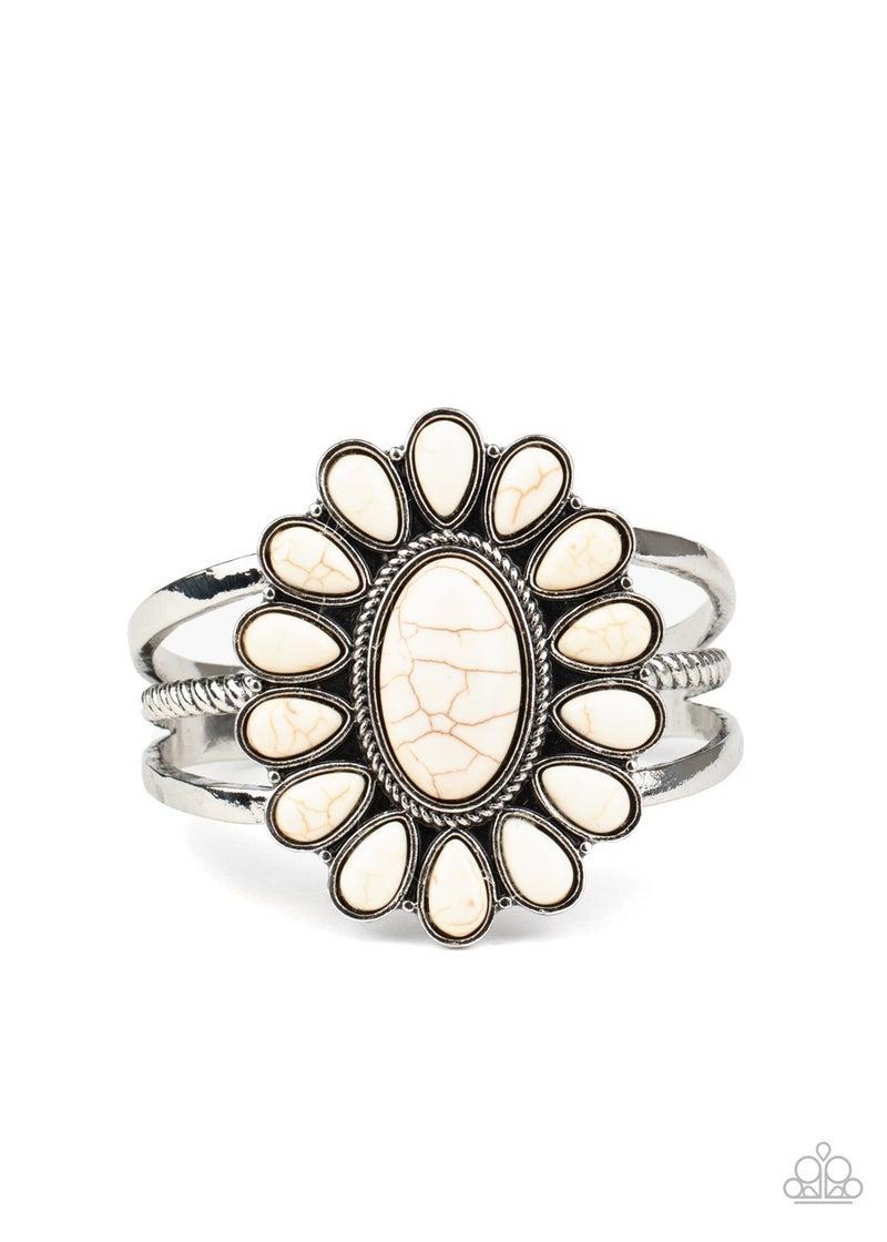 Sedona Spring White Bracelet