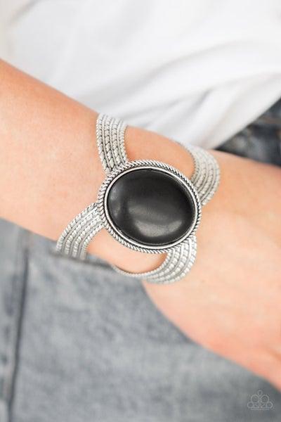 Coyote Couture Black Bracelet