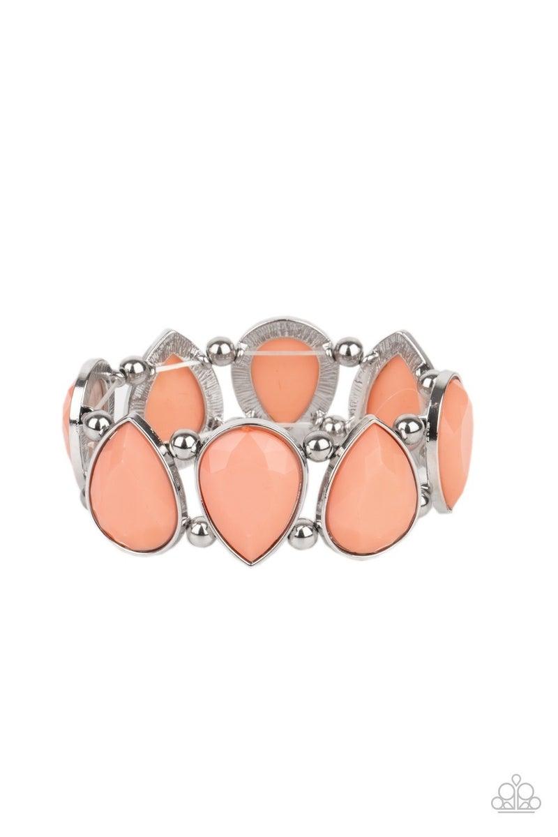 Flamboyant Tease Coral Bracelet - PREORDER