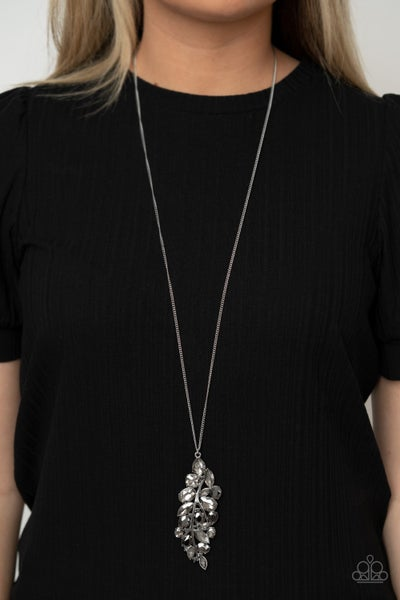 Take a Final BOUGH Silver Necklace