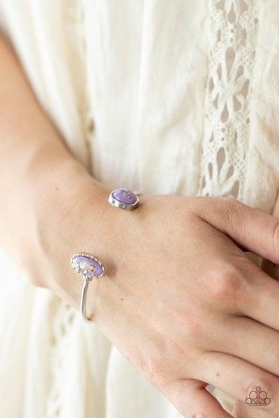 Dont BEAD Jealous - Purple Bracelet