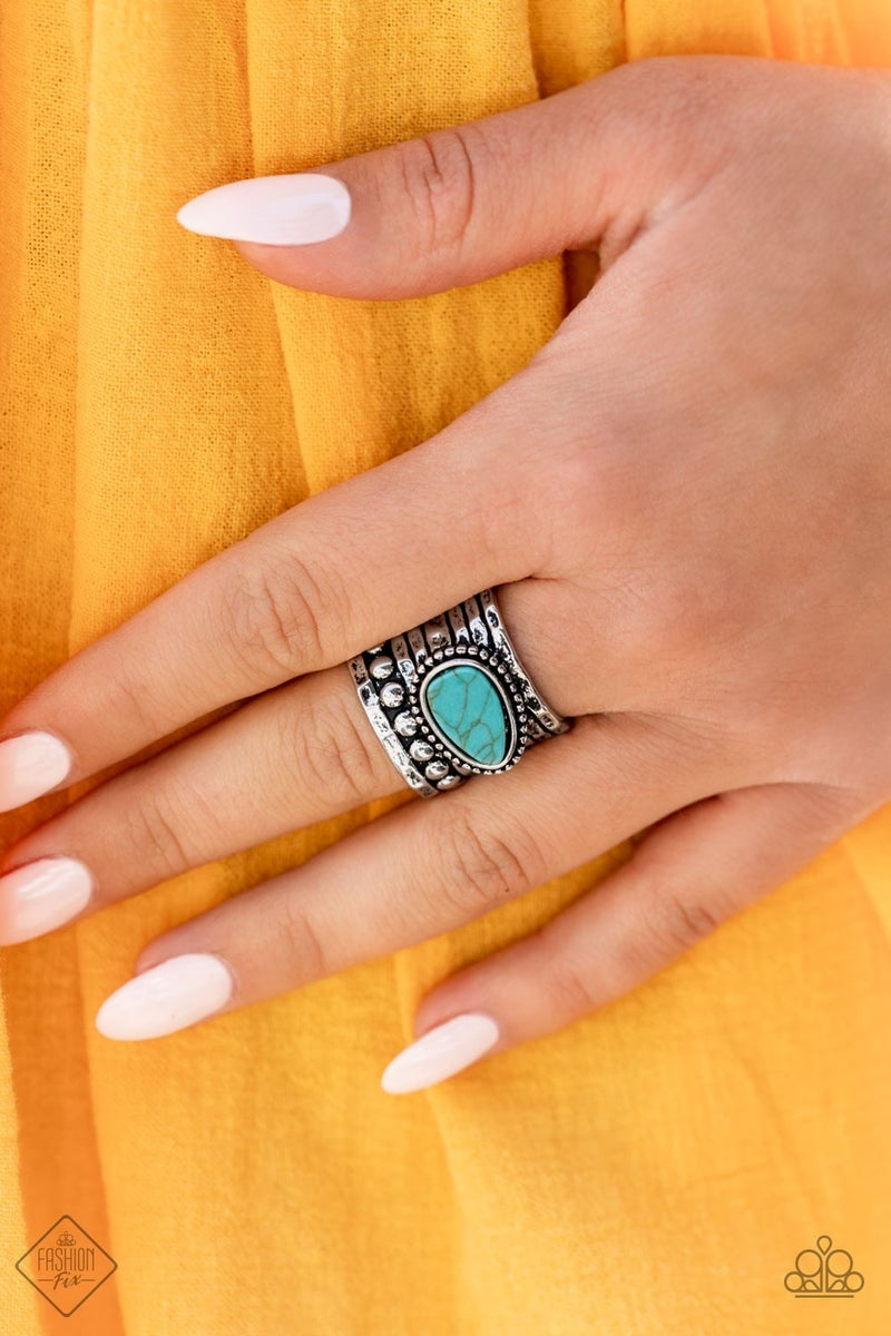 Eco Energy Blue Ring - PREORDER August FF