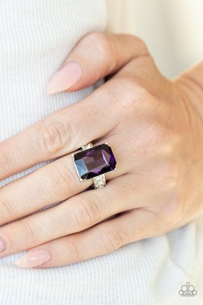 Bring Down the POWERHOUSE Purple Ring