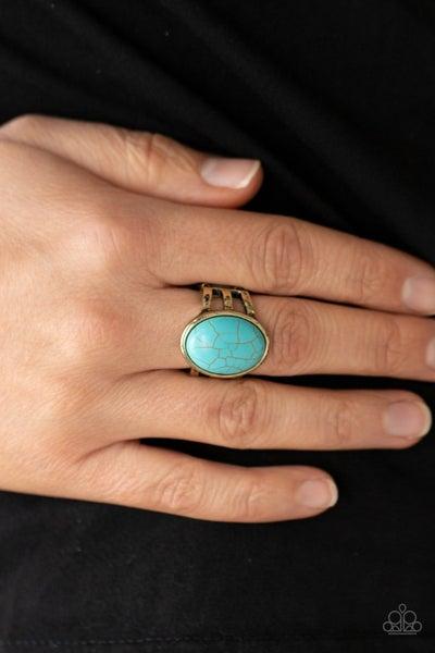 Divine Deserts Brass Ring