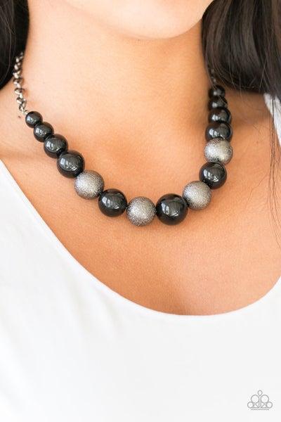 Color me CEO Black Necklace