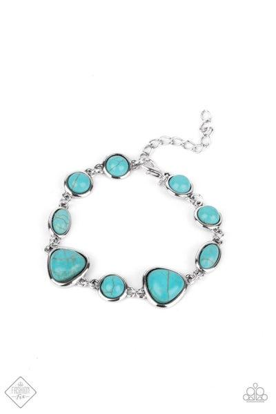Eco-Friendly Fashionista - Blue