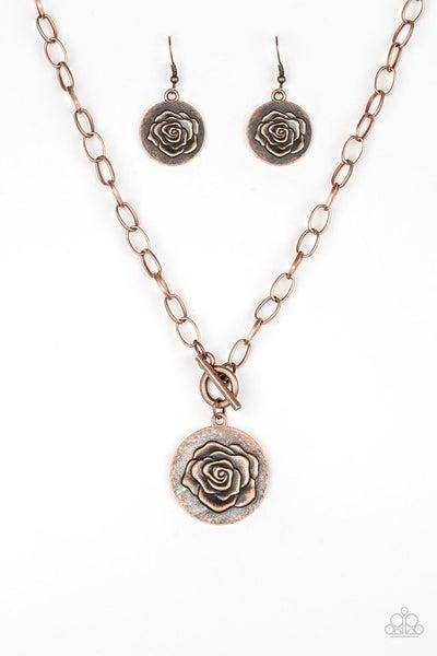 Beautiful Belle - Copper