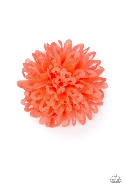 Floral Flirt - Orange