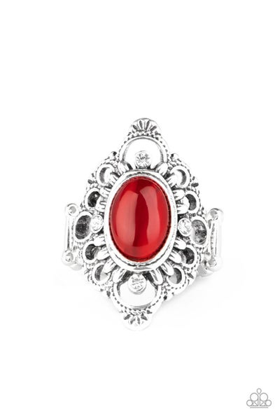Elegantly Enchanted - Red