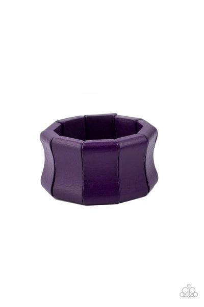 Caribbean Couture - Purple
