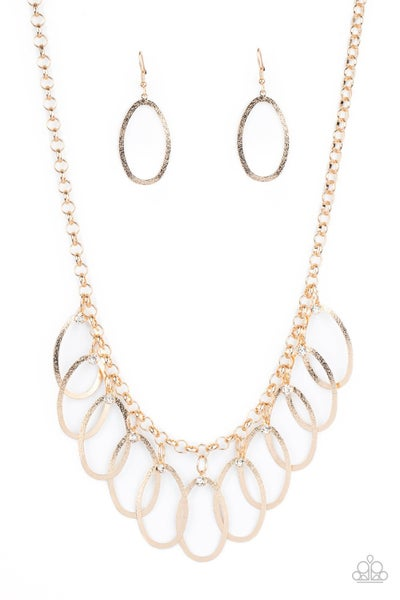 Double OVAL-time - Gold