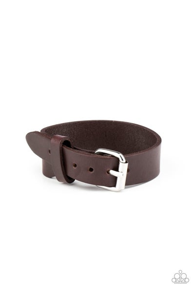 Tougher Than Leather - Brown
