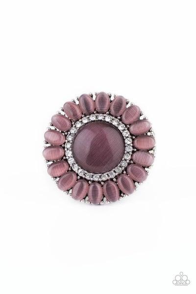 Elegantly Eden - Purple