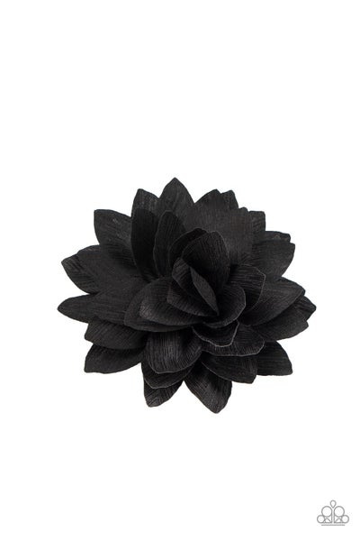 Summer Is In The Air - Black