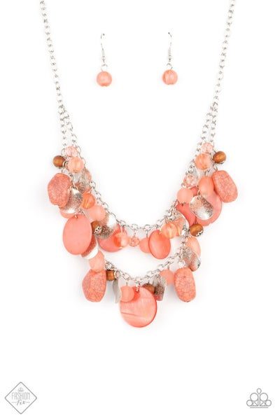 Spring Goddess - Orange