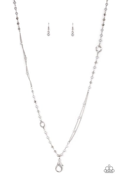 Really Refined - Silver LANYARD