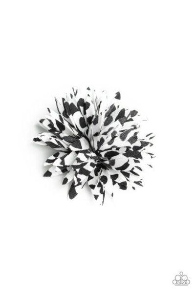 Splattered Splendor - Black