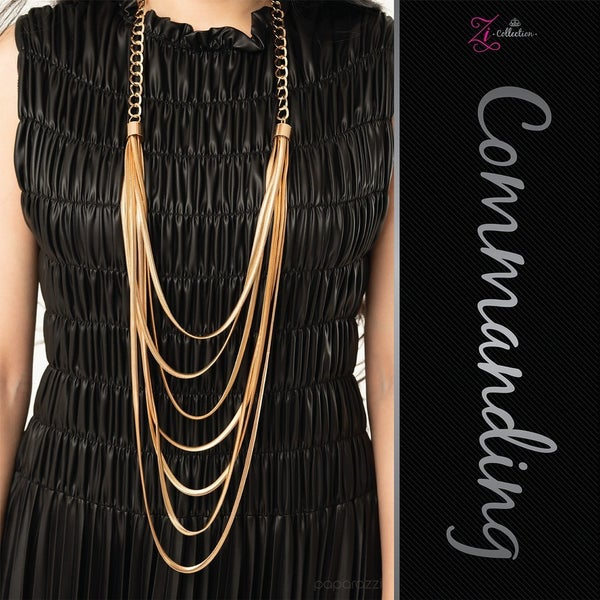 Commanding - Zi Collection 2020