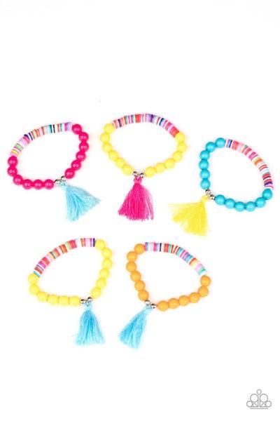Starlet Shimmer - Tassel Bracelet
