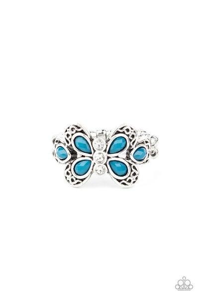 Boho Butterfly - Blue