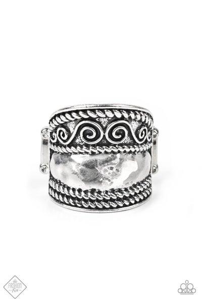 Texture Tantrum - Silver