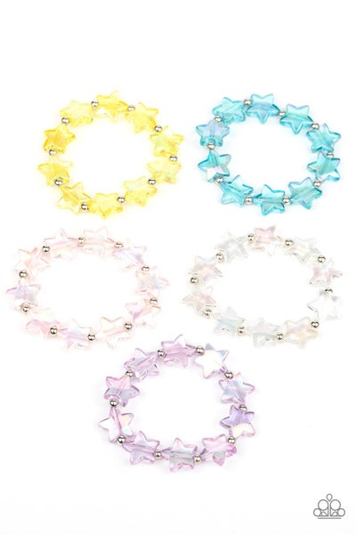Starlet Shimmer - Star Bracelets