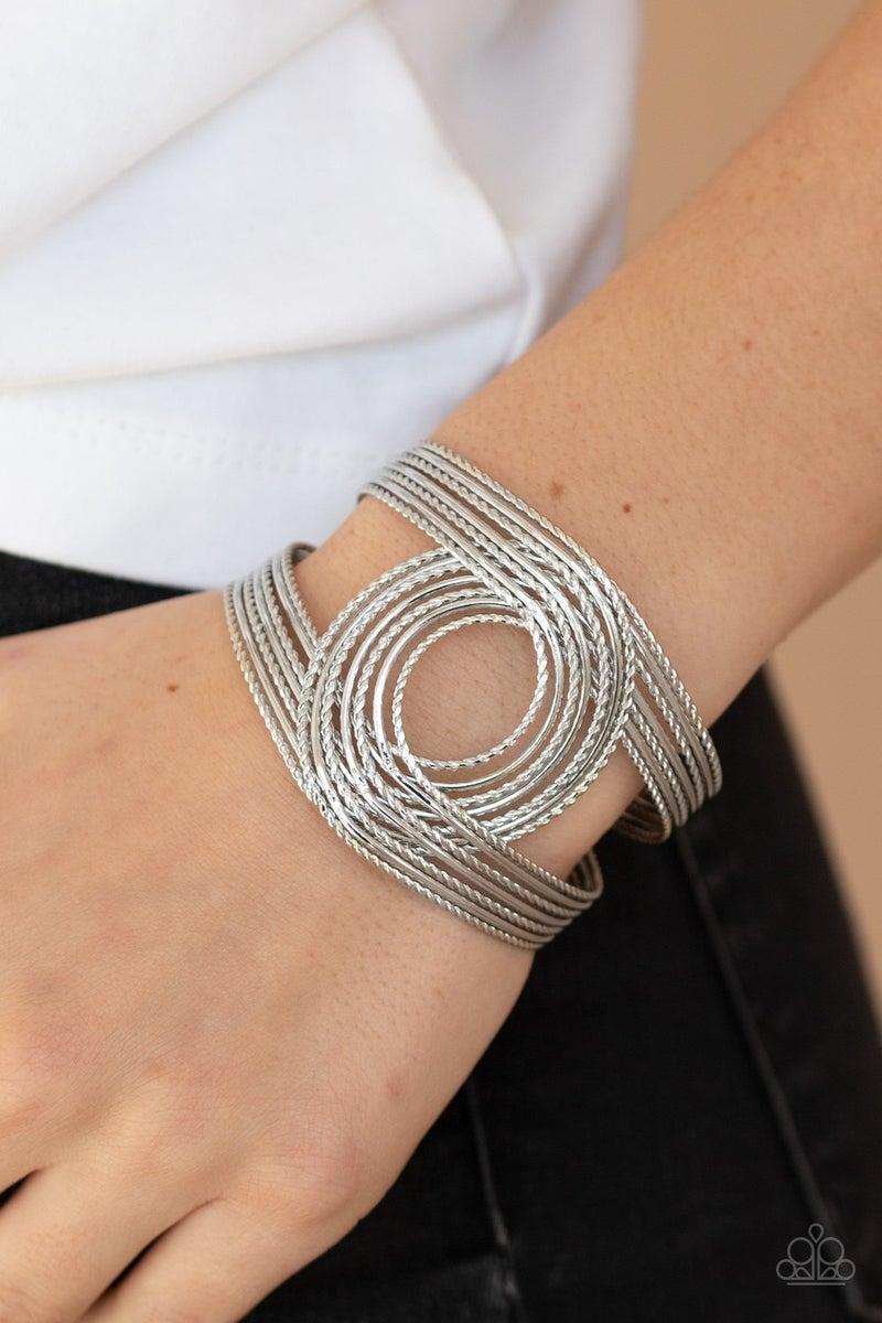 Rustic Coils - Silver
