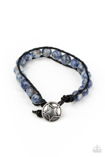 Homespun Stones - Blue